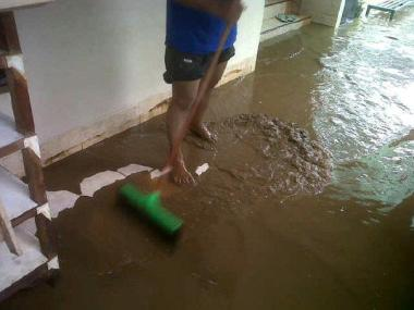 Pasca Banjir SMAN 8 Jakarta 16 - 20 Januari 2013