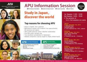 Seminar APU di Jakarta