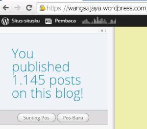 wangsa blog