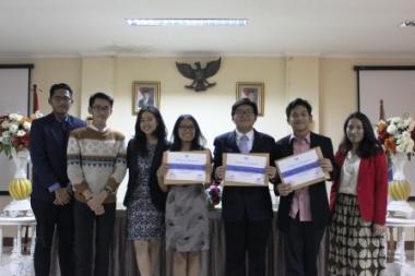 The Dais, the Winner of UNHRC, SecGen