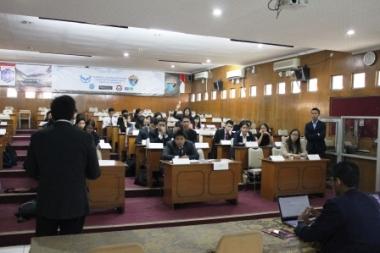 The UNHRC formal forum